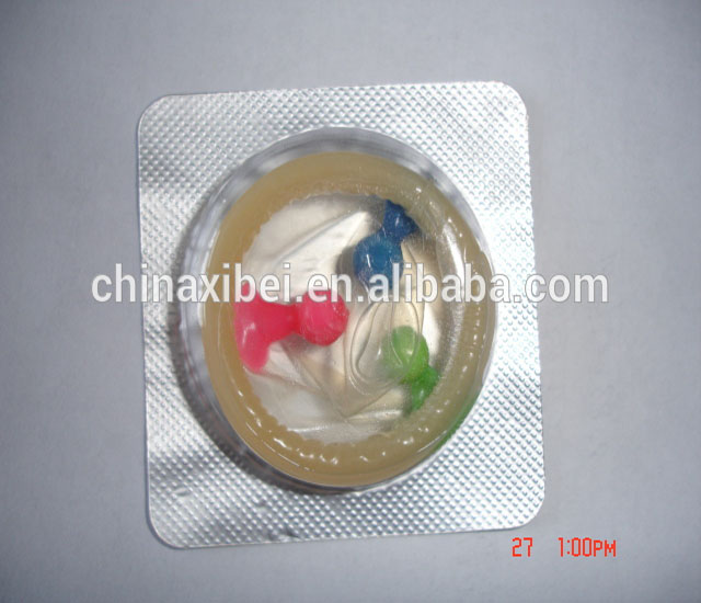Various types of spike condom to meet your needs