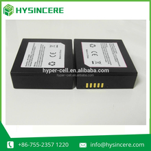 3400mah 3.7v li-polymer battery HPL704550 for electric bicycles/miner lamps/ power heated gloves and clothing