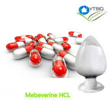 best factory High Quality API 99% Mebeverine Hcl 2753-45-9 powder PRICE
