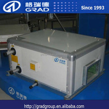 ceiling type hvac ahu,rooftop air handling unit from China factory