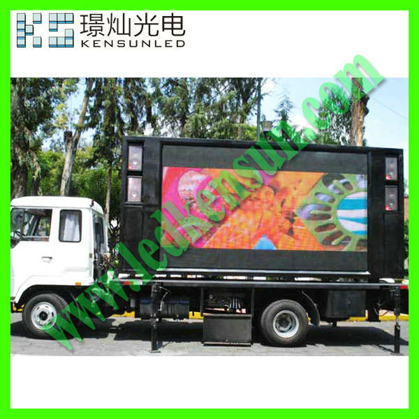 Energy saving full color HD LED video display screen alibaba cn!ph10 outdoor tv led panel
