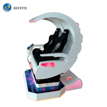 XD cinema seat /amusement park 5D 7D 9D 12D virtual reality 9d egg chair capsule/ mini theater equipment vr machine 9d