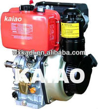 KA178 4kw/5Hp Single Cylinder Air-force 4-stroke Electric Starting Diesel Motor