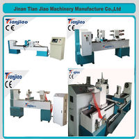 multi function stair cnc machine for wood /sofa chair legs copy lathe wood working machine