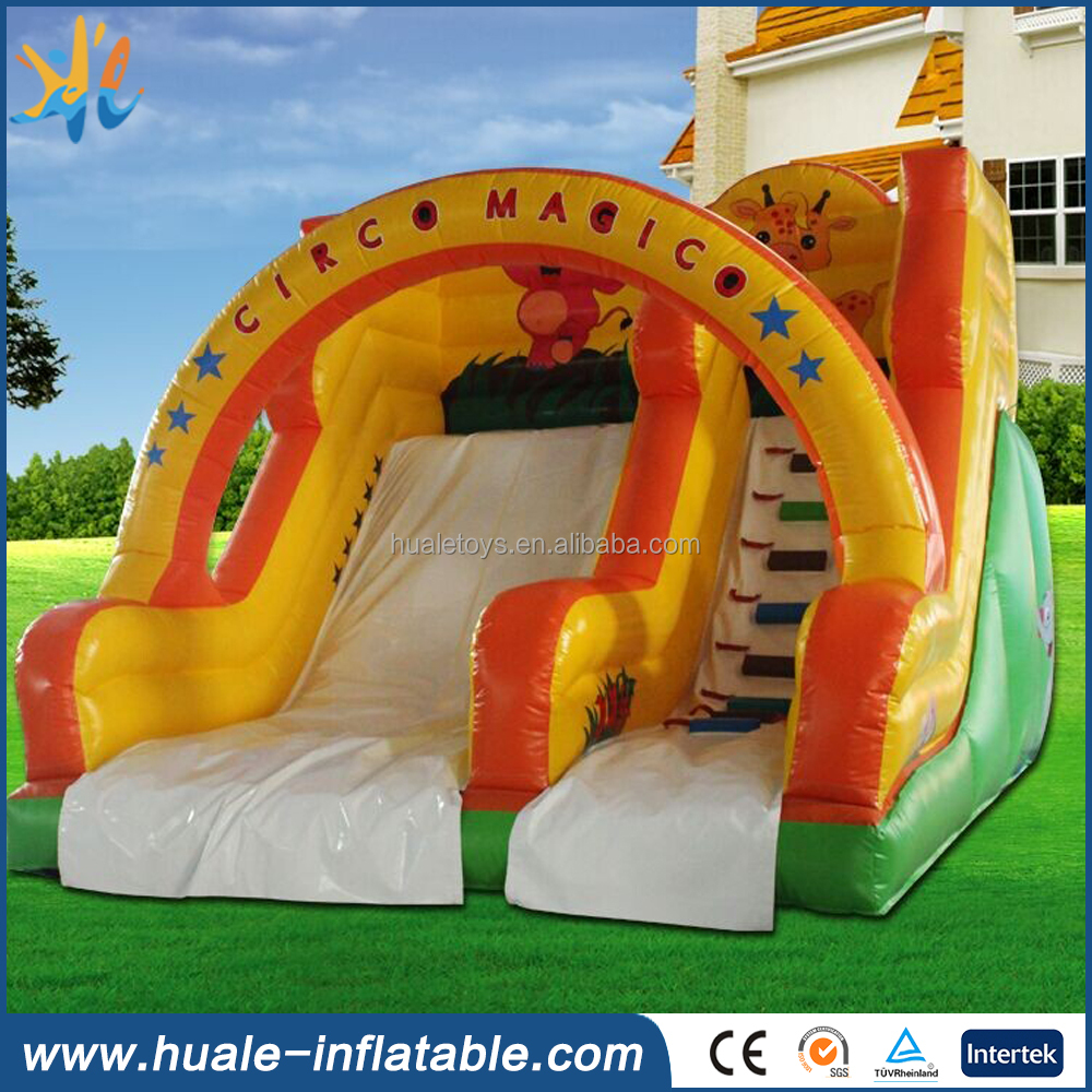 inflatable water slides, used water park slide for kids