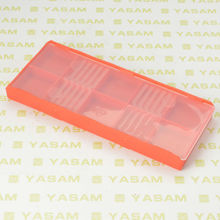 YASAM plastic GRID packaging box for carbide insert