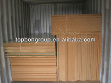 Competitive price of 18mm Melamine MDF wood