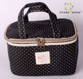 Makeup Train Case Cosmetic Bag Travel Storage Case Small Make up Bag