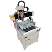 mini 3d wood carving router Advertising CNC Router 4040 Stone engraving machine for wood,MDF,aluminum