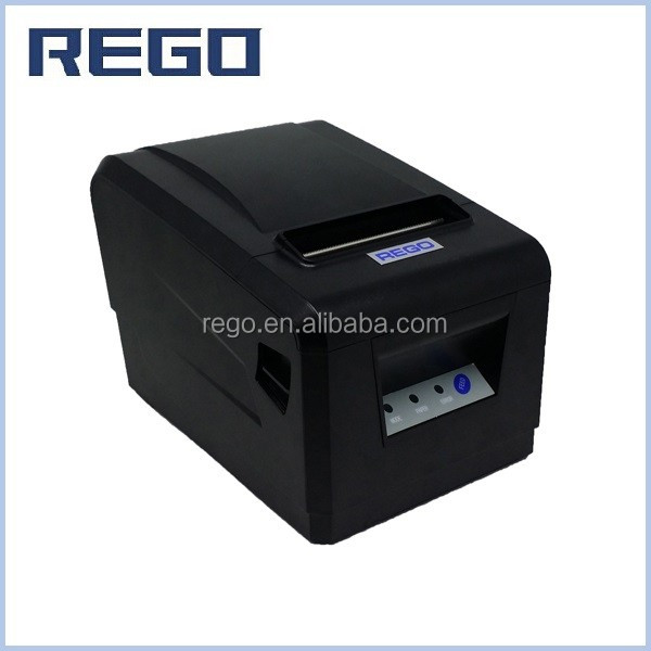 Driver thermal printer