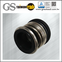 12 mm Mechanical Seal 521 for Compressor Rotary Pump