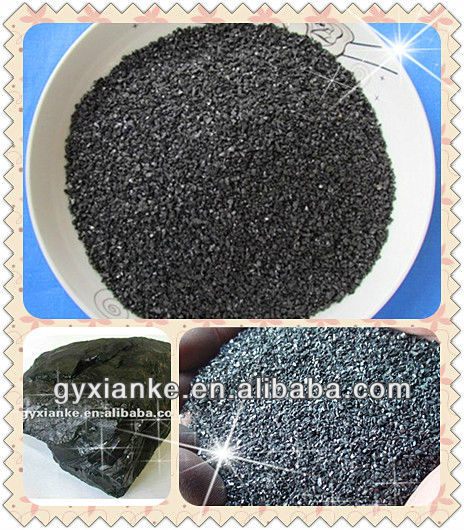 anthracite filter media for water treatment,factory supply anthracite coal filter material