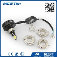 korean auto parts 18W LED motorcycle headlight
