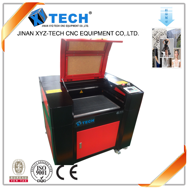 China hot sale acrylic laser engraver/cutter/carver machine price