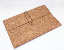 Boshiho cork case 15inch for mac book pro case