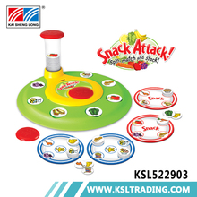 High quality wholesale plastic turntable game kids educational toy