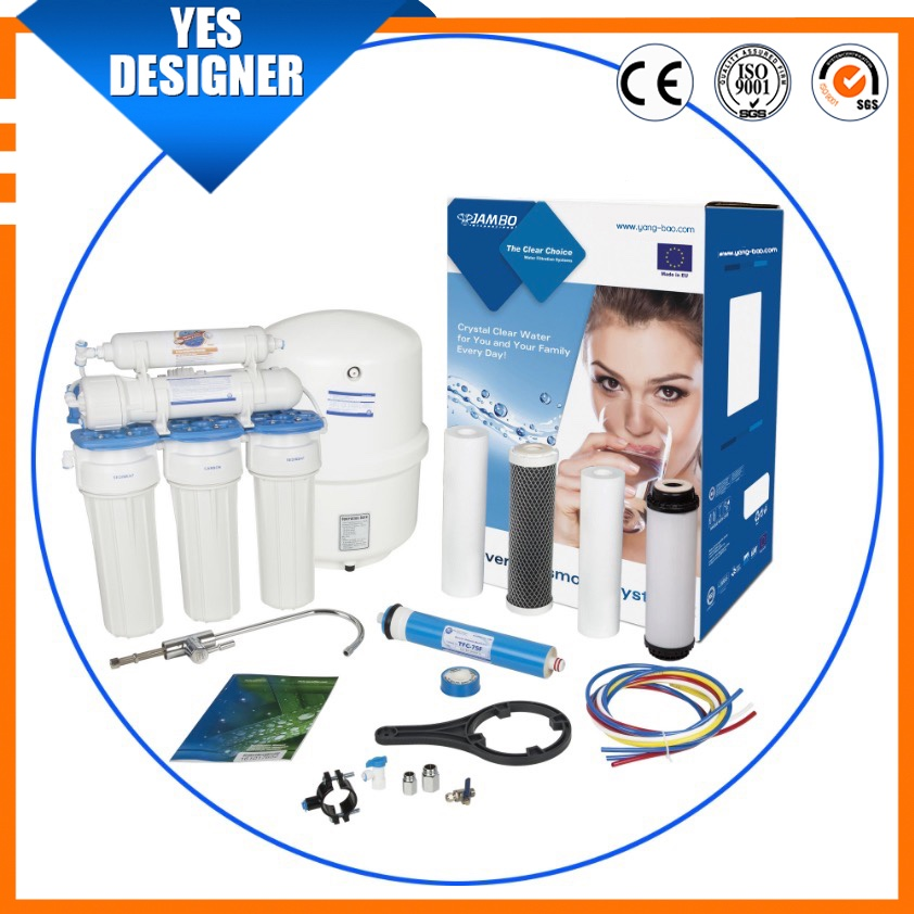 mini style household automatic water softener machine non-electric water filter