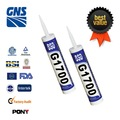 Silicone based adhesive waterproof glue sealant