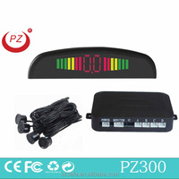 popular universal car accessories led parking sensor automtically display while reversing