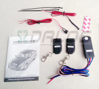 DC 12V Cars And Motorcycles one way car immobilizer system , Anti-theft + Anti-hijacking one way car immobilizer