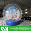 inflatable snow advertising ball,inflatable snow ball Christmas decoration for sale ICM-11