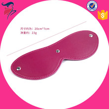 hot and popular selling sex adult leather eye mask for woman