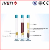 Vacuum blood collection tube 10ml