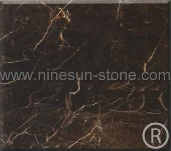 Dark Emperador Brown Marble