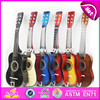Best sale classical wooden toy guitar for toddler W07H014-S