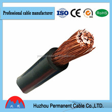 50mm 70mm 95mm 120mm 150mm High Quality Copper Rubber Welding Cable
