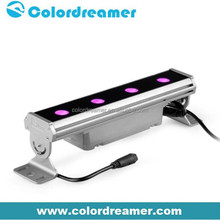 Architectural IP67 outdoor aluminum dmx512 rgbw rgb DMX led wall washer