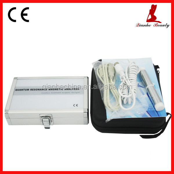 Professional latest quantum magnetic resonance body analyzer Polish language 41 reports