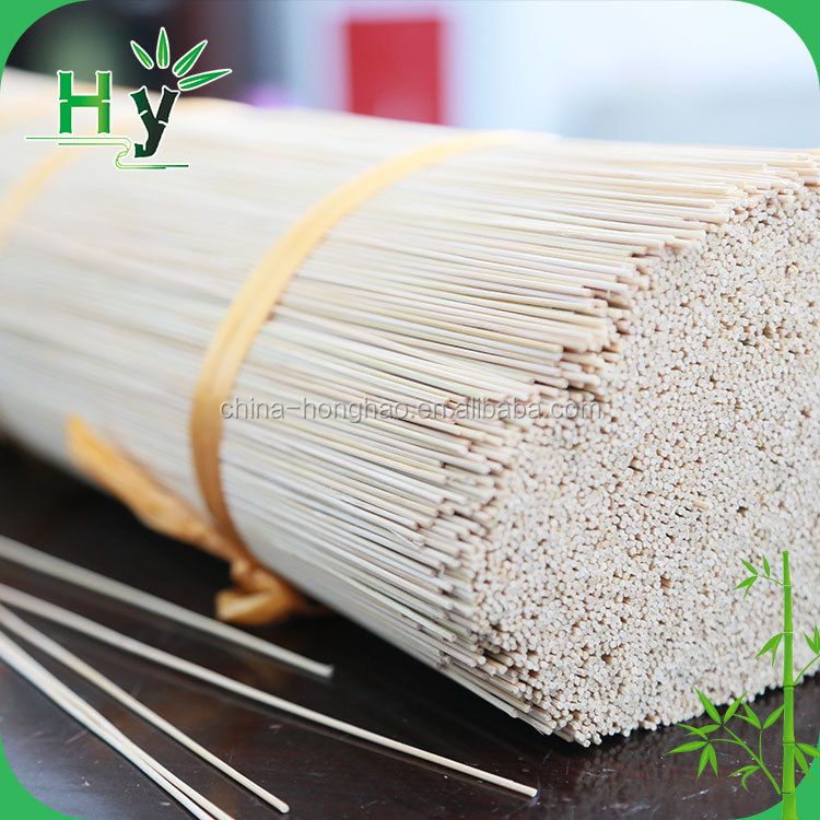 Factory wholesale round incense bamboo sticks
