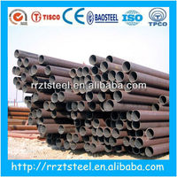 N209 en 10216-2 wall thickness 2mm 120mm schedule 40 steel pipe