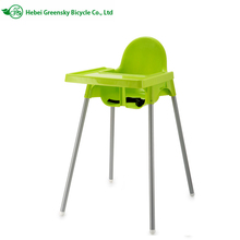 EN14988 Certificate Baby furniture baby high chair /Booster seat Wholesale <strong>kids</strong> high chair feed chair