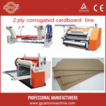 dongguang sell hot easy operation full automatic high quality single facer machine