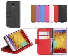 Stand Book Wallet Leather Case Cover Pouch For Samsung Galaxy Note 3 Neo N750 N7505 Case