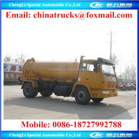 Good quality hot sell 1 hot for sale 3 for camc sewage truck