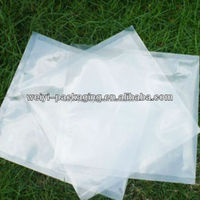 Cosmetic Transparent Air Tight Packaging Bag