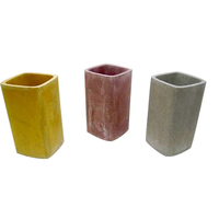 Trendy Vintage Concrete Home Decoration Vase