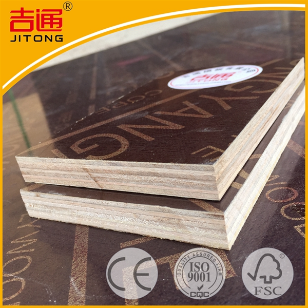 AS/NZS6669 Standard phenolic film faced concrete Formwork Plywood for Australia and New Zealand Market