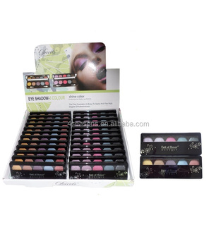 5 Colors fashionable make up eye shadow Pro Brilliant Color 5color Diamond eye shadow make up kit