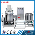 PLC Control Emulsifier for Pharmaceutical and Cosmetic Cream