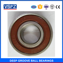 China low price Deep groove ball bearing 6202RS for Russia car