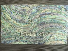 PAP403 New Zealand abalone paua shell paper