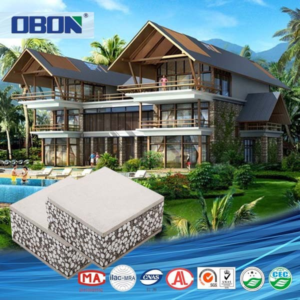 Obon insulated structural panels structural insulated roof for Sips panels canada