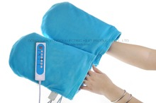 Electric Heating hands massage gloves for Hands Beauty of girls