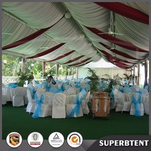 Fashionable sports event birthday party tent