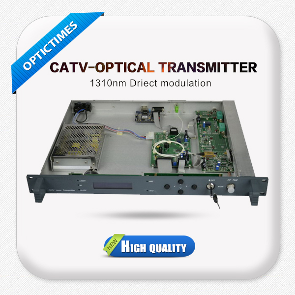 Top class and high quality direct modulated transmitter,fiber optical transmitter and receiver