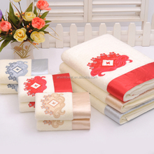 Terry Cloth Material and Bath Towel Type animal head towel
